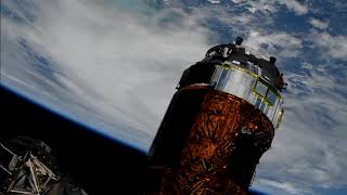 Hurricane Michael Captured by Space Station Cameras