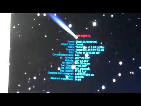 Nibiru Tracker 2012: Comet Elenin Shows up in LEO