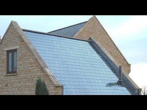 Caleosoleil pleine toiture, l\u0027ardoise solaire thermique pour - Panneau Solaire Chauffage Maison
