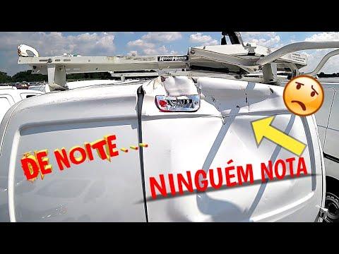"""VANS PERFEITAS PARA COMPRA E VENDA.. """"NO ESCURO DA NOITE""""!!"""