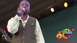 (2016 SIC Jr Calypso Eliminations 5-12) Z Factor - I Want To be a Calypsonian