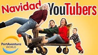 Navidad con FAMILIAS YOUTUBERS 🎄Itarte Vlogs y Carameluchis