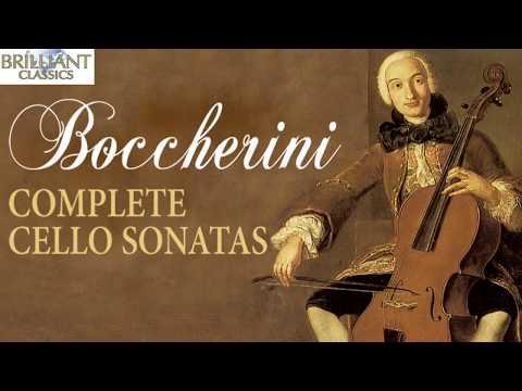 Boccherini Complete Cello Sonatas Full Album