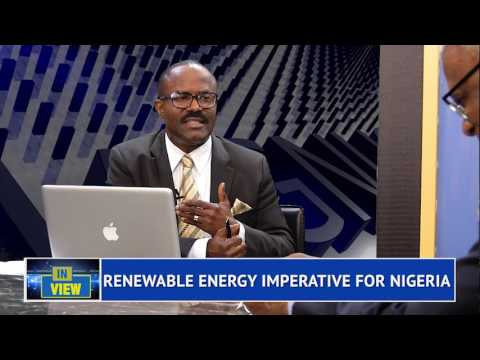A RENEWABLE ENERGY IMPERATIVE FOR NIGERIA - Part2 - Magnus Kpakol's Interview