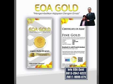 0812 9281 3490 Manfaat Dan Harga Beli Logam Mulia Eoa Gold