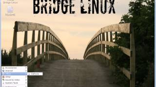 Bridge Linux 2013.06 Lxde Presentation
