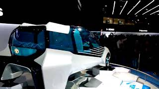 #Toyota FCV PLUS. #Cars #Showcased at #The 2018 #Auto Expo ...