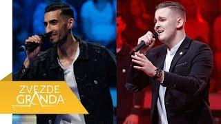 Denis Ahmetovic i Armin Jusufovic - Splet pesama - (live) - ZG - 18/19 - 04.05.19. EM 33