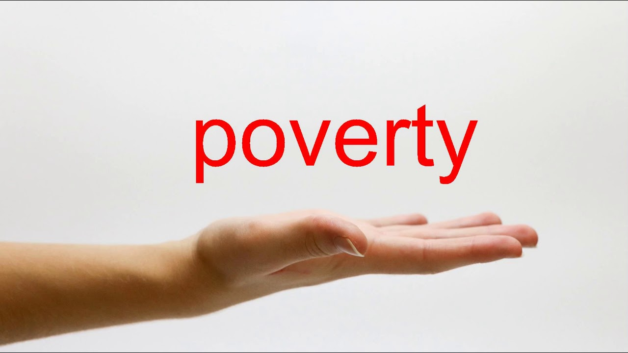solved】How to pronounce poverty - How.co