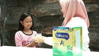 Yeey.... Jessica Jenica Minum susu dapat Mainan Anak ??? 💖 bagus sekali.... bisa dirakit !!! 🤩🤩🤩