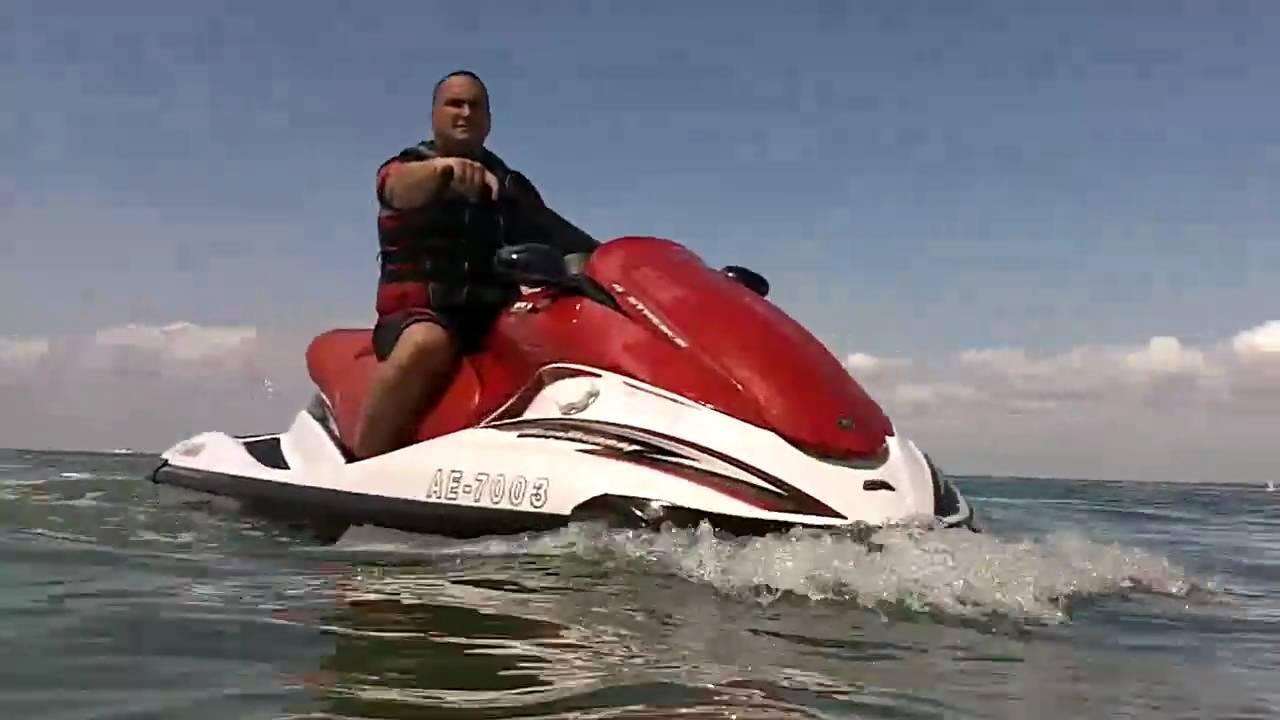 Yamaha waverunner fx 140 2004 and fx 160 ho 2006 youtube for Yamaha fx jet ski