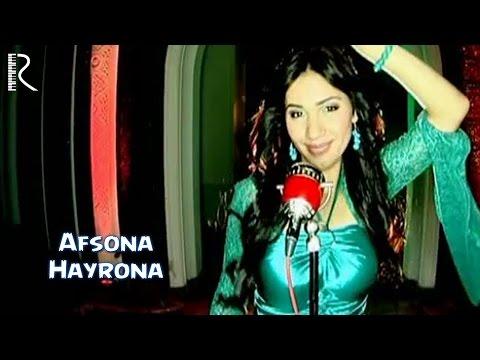 Афсона - Хайрона