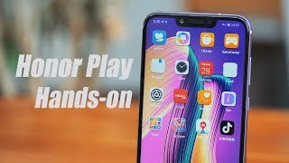 $300 of LARGE screen gaming - Honor Play hands-on