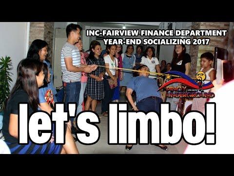 Limbo Rock (Women's Edition) - INC Fairview Finance Department Yearend Socializing 2017