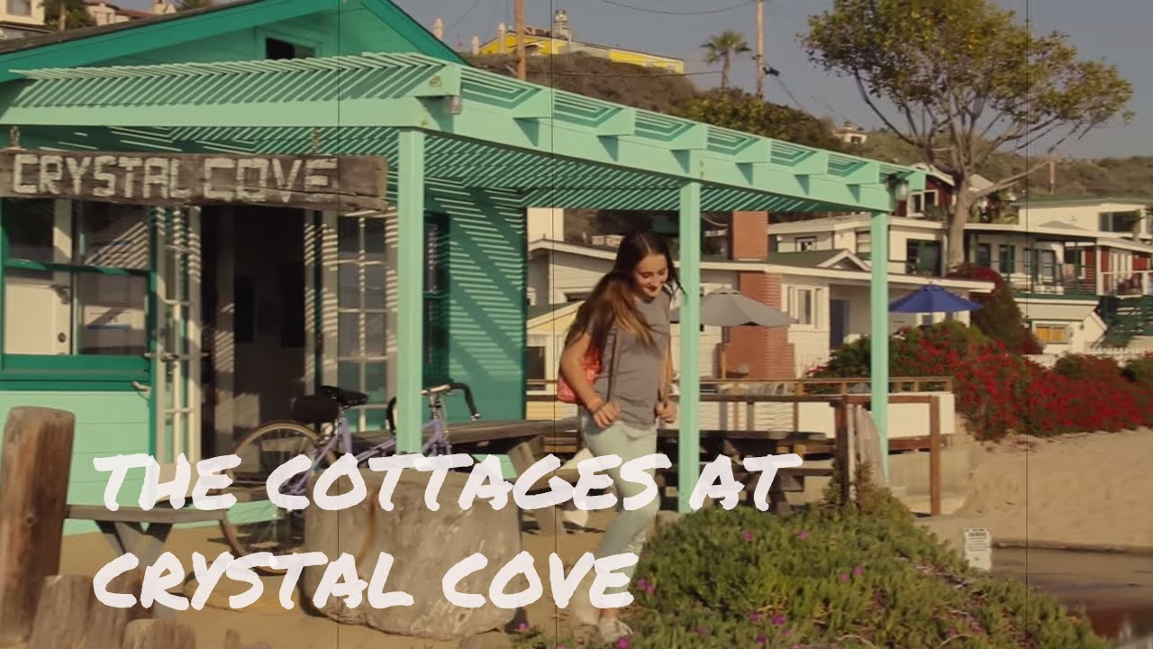 Crystal Cove Cottages Beach Cottage By The Sea