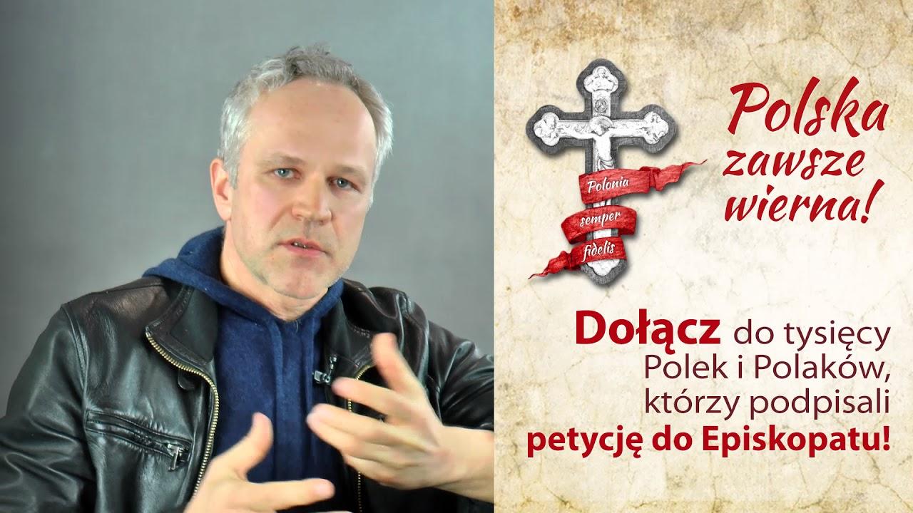 Radosław Pazura zaprasza do akcji Polonia Semper Fidelis! (link w opisie)
