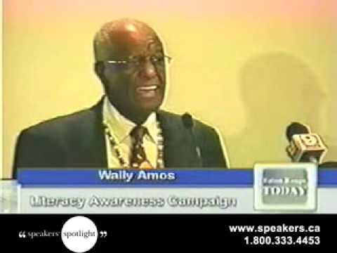 Wally Amos - Founder of Famous Amos Cookies