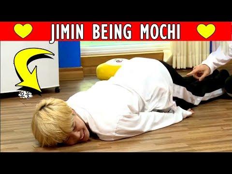 BTS Jimin Being a Living Mochi #2 | Bangtan Boys
