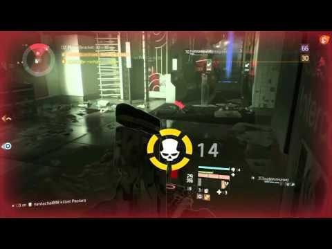 The Division Dark Zone manhunt