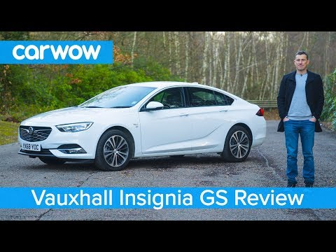 Vauxhall (Opel) Insignia Grand Sport 2019 in-depth review | carwow Reviews