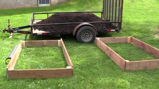 Building A Raised Garden Box/bed