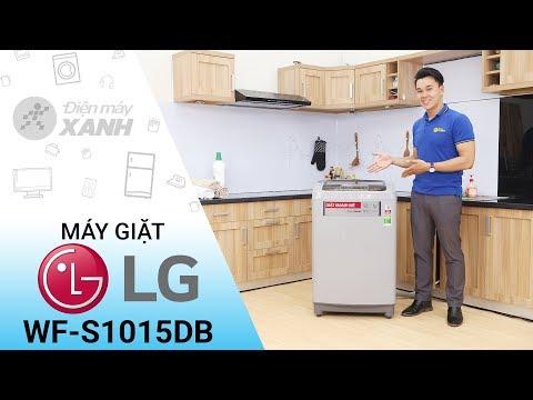 Máy giặt LG WF-S1015DB – To mà rẻ | Điện máy XANH