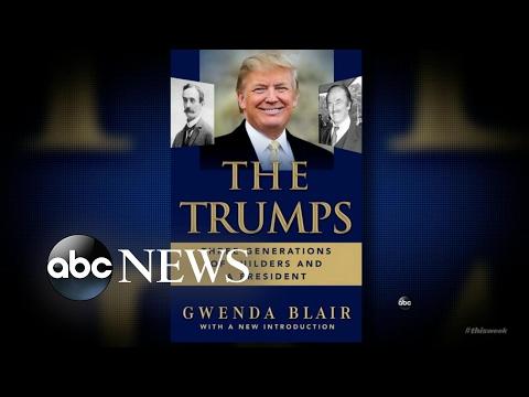 Trump biographer says Trump hasn't changed 'a bit' since assuming presidency