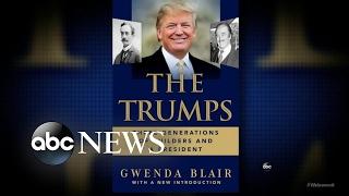 Trump biographer says Trump hasn