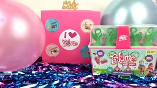 Blume Baby Pops Mystery Pack & Playset Color Change Gender Reveal Surprise Toy Unboxing & Review