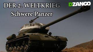 Der 2. Weltkrieg - Schwere Panzer (History, Documentary,Deutsch, in ganzer Länge) Dokumentation