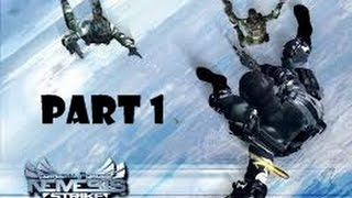 Special Forces : Nemesis Strike Walkthrough Gameplay Part 1 - Training