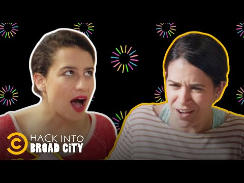 Every Episode Of Hack Into Broad City Ever