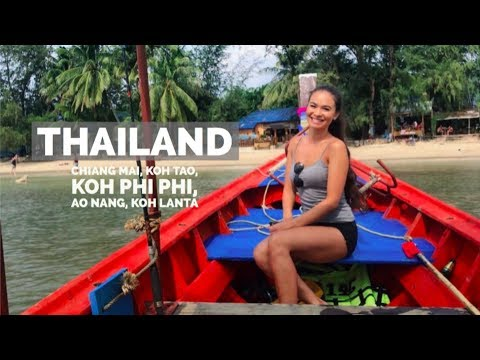 Thailand | Travel Diary 2018