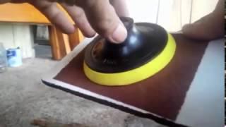 Cara Membuat Mesin Amplas Menggunakan Gerinda (Wood Sanding Machine)