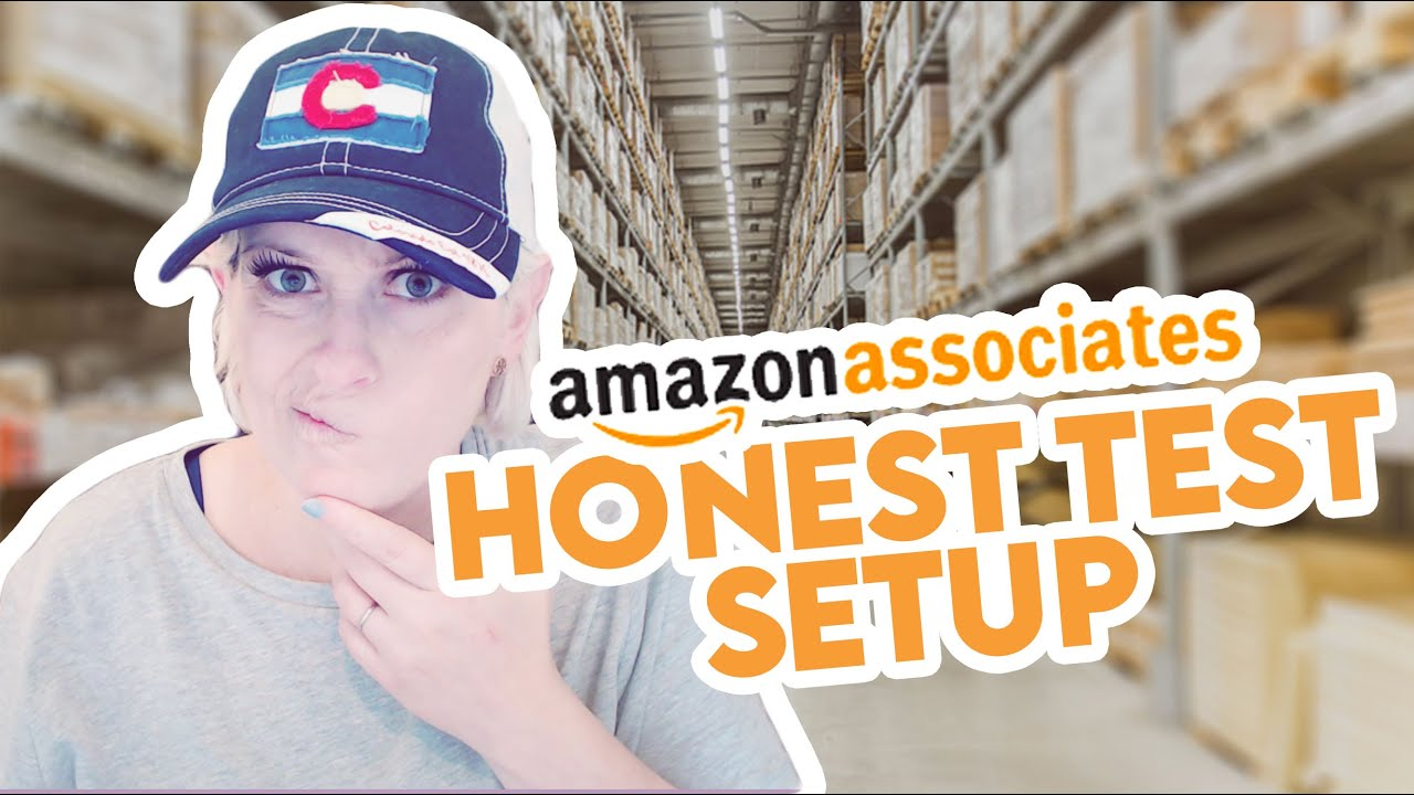 I'm Going To Test And See If Anyone Can Really Make Money with Amazon Associates