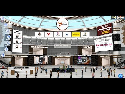 EventTitans Virtual Event Platform Quick Demo
