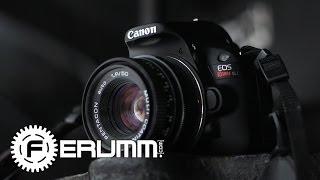 Canon EOS 100D Видеообзор. Подробный обзор фотоаппарата Canon EOS 100D от FERUMM.COM(Canon EOS 100D купить: http://manzana.ua/canon-eos-100d-kit-18-55mm-ef-s-is-ii Canon EOS 100D. Фотоаппараты Canon 1000-й серии завоевали ..., 2013-12-15T07:56:44.000Z)