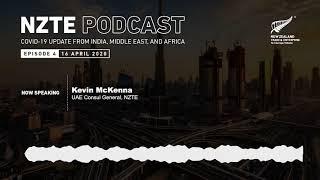 AUDIO: COVID-19 update - UAE, Qatar and the Levant, 16 April 2020