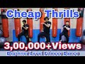 Sia - Cheap Thrills (Performance Edit) | Zumba Dance Routine | Dil Groove Mare