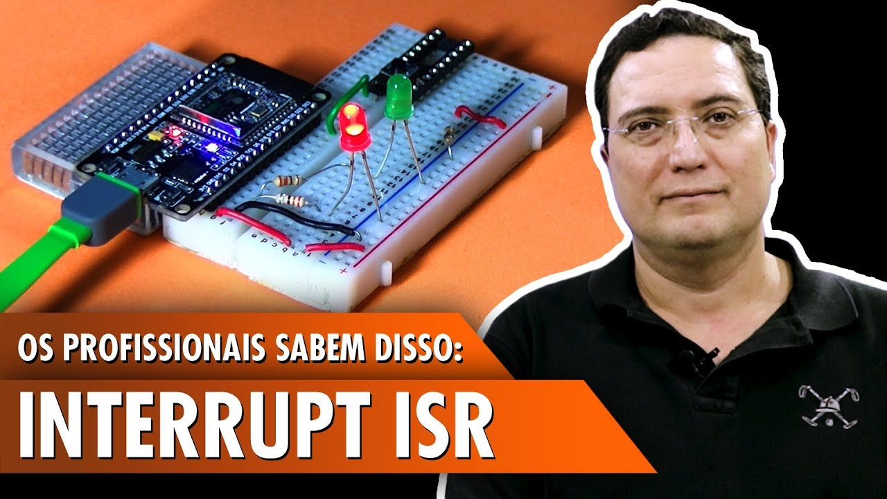 Os profissionais sabem disso: Interrupt ISR - Fernando K