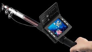 Hd-відеокамера для риболовлі