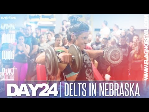 LAST DAY | DELTS IN NEBRASKA | DAY 24 | #FNFADVENTURETOUR