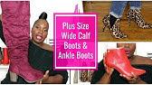 4da19e04868 Nine West Kerianna-Wide Shaft SKU  8969551 - YouTube