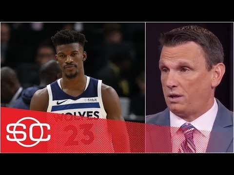 Jimmy Butler would be strange fit on Rockets - Tim Legler | SportsCenter