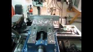 diy cnc retrofit rong fu rf 31 mill drill