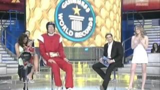 He Ping Ping Światowe rekordy Guinnessa