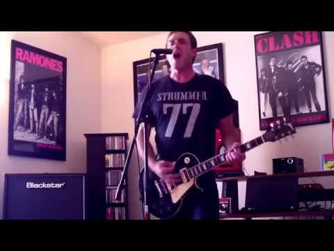 Guns On The Roof - The Clash (cover)