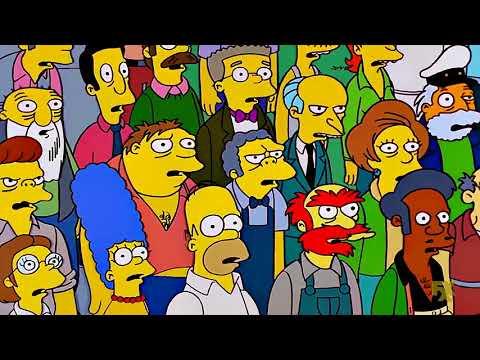 Los Simpson : Salvaron el cerebro de Lisa 6/6