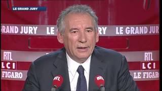 Le Grand Jury du 24 août 2014 - François Bayrou - Partie 2