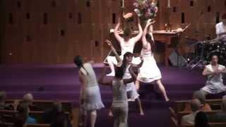 "Erin McGaughan Sings ""Dance Spirit""—Seattle Unity Church—07-20-2014"